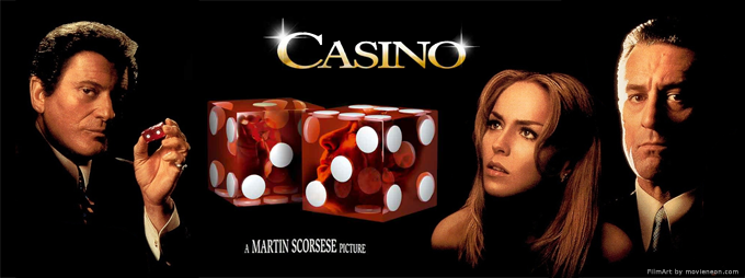 Martin scorsese casino cast