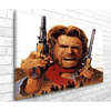 The Outlaw Josey Wales Canvas Art Print (30
