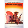 The Outlaw Josey Wales Movie Poster (11