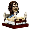 Regan in Bed - Exorcist - Extreme Bobble Head / Head Knocker - Neca