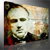 The Godfather Canvas Print 40