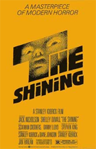 The Shining - Theatrical release poster