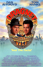 Dragnet - Theatrical release poster