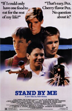 Stand By Me - Theatrical release poster