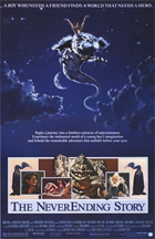 The NeverEnding Story - Theatrical release poster