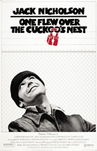 One Flew Over The Cuckoo's Nest - Theatrical release poster