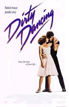 Dirty Dancing - Theatrical release poster