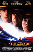 A Few Good Men - Theatrical release poster